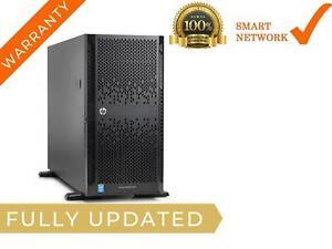 HP Proliant ML350 Gen9 8-SFF 2x E5-2699 v4 128GB Memory 4x 1TB HDD