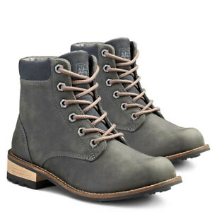 Kodiak Women's Jaya Waterproof Leather Work Boots Nonslip Tread Comfort Outdoor
