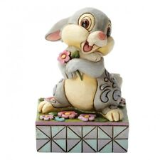 Disney Traditions Figurine Spring Has Sprung Thumper Rabbit Easter Gift Bambi