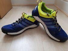 Mens Adidas Kanadia TR7 Trainers. Blue. Size UK 9. Eur 43 1/3.