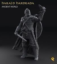 Harald Hardrada Viking / FIGURE RESIN KIT / 75mm / 75-079