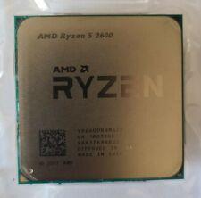 AMD Ryzen 5 2600 3.9GHz Boost 6-core Processor