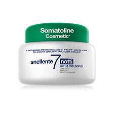 Somatoline Produit De Beauté Crème Amincissante 7 Notti Ultra Intensif Slimming