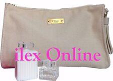 CHLOE - STYLISH VANITY / MAKEUP BAG WITH EAU DE PARFUM & BODY LOTION IDEAL GIFT!