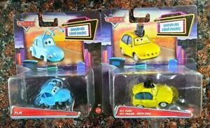 Disney Pixar Cars Drive-In PT Flea & Flik (A Bug's Life) NEW