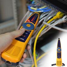 Wire Tracker Toner Probe Network Cable Tester PN-F RJ11 RJ45 BI011 2018 Upgrade