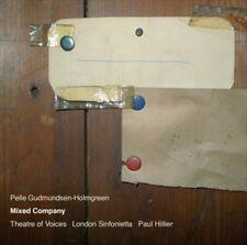 Pelle Gudmundsen-Holmgreen : Pelle Gudmundsen-Holmgreen: Mixed Company CD