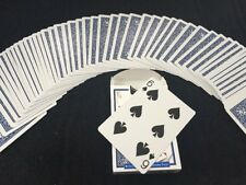 Blue backed bicycle cards-SVENGALI DECK- street magic cards illusion-BRAND NEW
