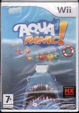 Aqua Panic Videogioco Nintendo WII Sigillato 3770000633290