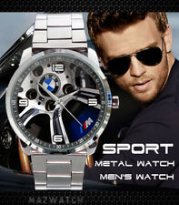 reloj Bmw M5 M3 M Series E46 M3 Rays Engineering Volk Sport Metal Watch