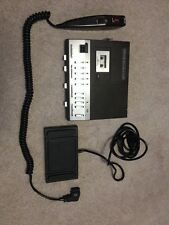 Craig Microcassette Dictator-transcriber J580- With Pedal Play/Back