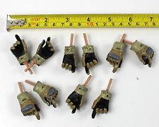 B52-14A 1/6 ZCWO PMC Mark - Glove Hands x 5