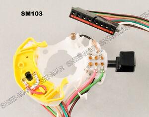 SM103 Dodge Truck Van Turn Signal Switch w/o Tilt Wheel 86-87