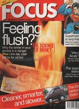 FOCUS MAGAZINE TOMORROW'S SCIENCE TODAY - December 1998