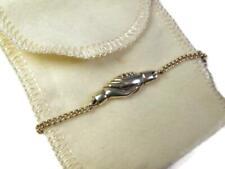 James Avery Sterling Silver Hand in Hand Friendship Bracelet