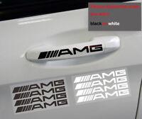 AMG Logo Auto Türgriff Persönlichkeit Dekoration Emblem Aufkleber für Benz
