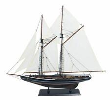 Gaffel Schoner Bluenose, Schiffsmodell, alter Kanadischer Fischerei Schoner