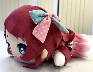Zombie Land Saga Nesoberi Big Plush Toy Doll Sakura Minamoto Idol Ver AMU10399