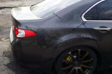 Honda Accord Heck alerón labio carbon óptica abriskante Apron atrás solapas alas