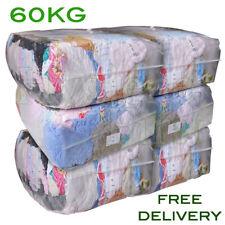 60Kg Towelling Wipers Rags Coloured towel wipes Industrial garage Engineers