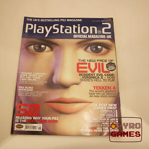 Official PlayStation 2 Magazine UK - August 2001 - Issue 10