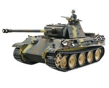 1:16 Taigen Panther G RC Tank 2.4GHz V2 Smoke & Sound Airsoft Metal Edition New
