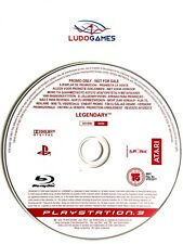 Legendary PAL/EUR PS2 Promo Retro Playstation Videojuego Videogame Mint State