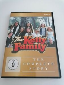 DVD The Kelly Family The complete Story TOP ZUSTAND
