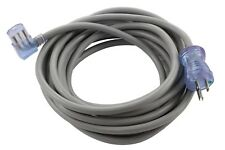 20ft Medical Grade Power Cord NEMA 5-15P to a Left Angle IEC C13 by AC WORKS™