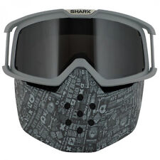 Shark Drak - Shark Raw All Over Goggle & Mask Kit