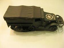 1/48 WW II US covered halftrack Solido