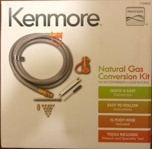 Kenmore Natural Gas Conversion Kit 34562 New