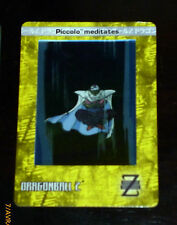 DRAGON BALL Z GT DBZ FILM COLLECTION CARDDASS CARD REG CARTE 01 NM CARDZ ARTBOX