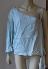 ANTHROPOLOGIE HOLDING HORSES light blue short top size XL new with tag #1