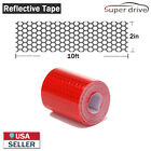 10' Car Truck Auto Reflective Tape Safety Warning Conspicuity Tape Film Sticker