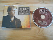 CD Jazz Teddy Thompson - Everybody Move It (1 Song) Promo VERVE UMB  sc