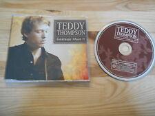 CD JAZZ Teddy Thompson-Everybody Move It (1) canzone PROMO Verve UMB SC