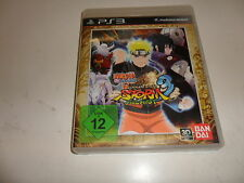 PlayStation 3   Naruto Shippuden - Ultimate Ninja Storm 3: Full Burst