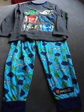 104-140 Taille Lego Ninjago-Shorty Pyjama-pyjama-vert-noir