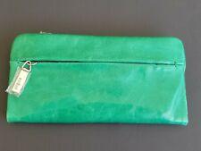 Hobo Green Leather Women's Wallet