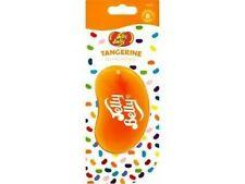 Jelly 3D Bohnen Süßigkeiten Duft Auto Lufterfrischer - Orangerot