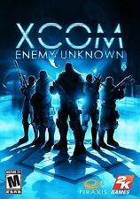 XCOM Enemy Unknown PC Brand New Sealed Fast Shipping from USA