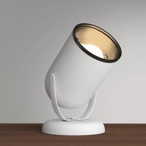 Hampton Bay 6-3/5 in. White Uplight Floor Lamp Shade Lighting Decor
