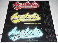 SHYLA STYLEZ Alexis Love AUDREY BITONI ANABOLIC/DIABOLIC Rare Calendar! Brianna