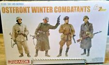 Dragon Ostfront Winter Combatants 1:35 New Sealed #6652