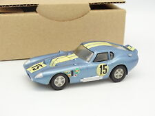 John Day Kit Monté 1/43 - AC COBRA SHELBY DAYTONA 1965 n°15