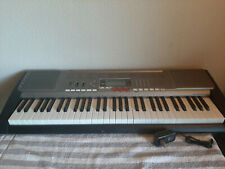 Casio Lk-230 Arranger Keyboard 61 Lighted Keys with Ac Adapter