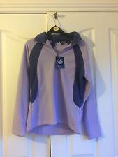 Womens purple Peter Storm fleece size 10