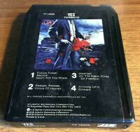 YES TORMATO VINTAGE RARE 8 TRACK TAPE TESTED Working 1978 70's Rock