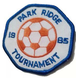 Park Ridge 1985 Soccer Tournament Patch Illinois